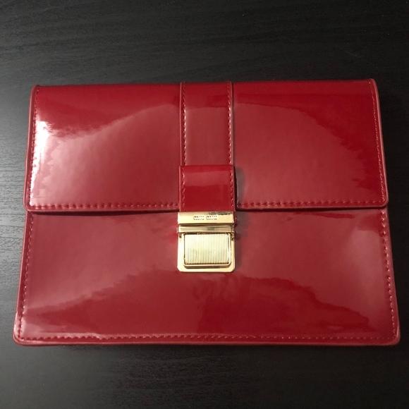 3dedf144e190 Red Miu Miu Perfume Pouch. M 5b5c2184534ef914242d0c9d
